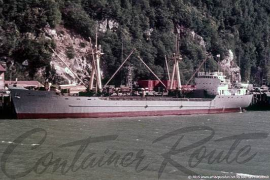S.S. Clifford J. Rogers – Photo courtesy of www.whitepassfan.net by Boerries Burkhardt
